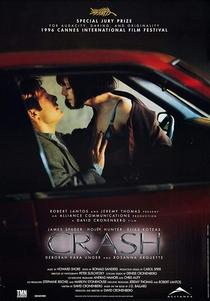 Crash - Estranhos Prazeres - Poster / Capa / Cartaz - Oficial 7
