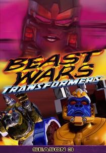 Beast Wars: Guerreiros Virtuais (3ª Temporada) - Poster / Capa / Cartaz - Oficial 2
