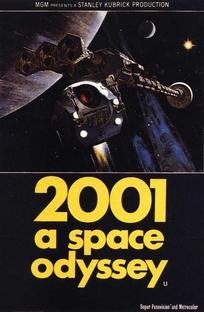 2001: Uma Odisseia no Espaço - Poster / Capa / Cartaz - Oficial 29