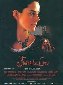Joana, a Louca - Poster / Capa / Cartaz - Oficial 1