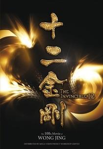The Invincible 12 - Poster / Capa / Cartaz - Oficial 1