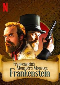 O Monstro do Monstro de Frankenstein - Poster / Capa / Cartaz - Oficial 4