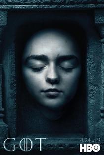 Game of Thrones (6ª Temporada) - Poster / Capa / Cartaz - Oficial 6