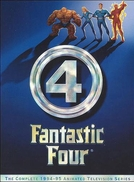 Quarteto Fantástico: A Série Animada (1ª Temporada) (Fantastic Four: The Animated Series (Season 1))