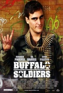 Guerreiros Buffalo - Poster / Capa / Cartaz - Oficial 3
