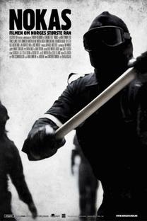 O Grande Roubo - Poster / Capa / Cartaz - Oficial 1