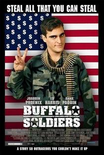 Guerreiros Buffalo - Poster / Capa / Cartaz - Oficial 1
