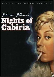Noites de Cabíria - Poster / Capa / Cartaz - Oficial 2