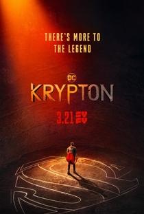Krypton (1ª Temporada) - Poster / Capa / Cartaz - Oficial 1