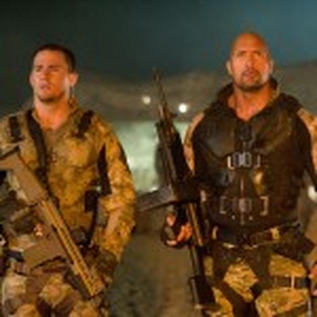 PIPOCA COMBO - G.I. Joe 2: Retaliação - Novo trailer do longa estrelado por Dwayne Johnson
