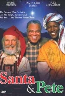 Papai Noel e Pete - Poster / Capa / Cartaz - Oficial 1