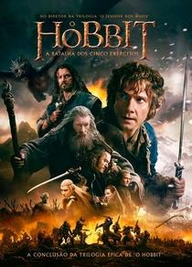 O Hobbit: A Batalha dos Cinco Exércitos - Poster / Capa / Cartaz - Oficial 19