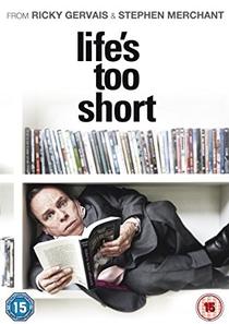 A Vida é Curta Demais (1ªTemporada) - Poster / Capa / Cartaz - Oficial 1