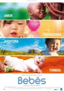 Bebês - Poster / Capa / Cartaz - Oficial 1