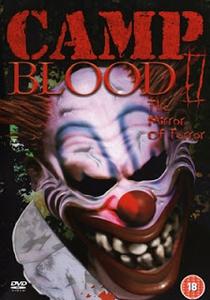 Camp Blood II - Poster / Capa / Cartaz - Oficial 2