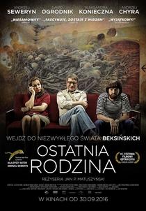 A Última Família - Poster / Capa / Cartaz - Oficial 2