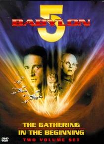 Babylon 5: O Encontro - Poster / Capa / Cartaz - Oficial 3