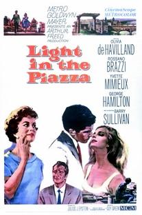 Luz na Praça - Poster / Capa / Cartaz - Oficial 1