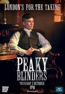 Peaky Blinders (2ª Temporada) - Poster / Capa / Cartaz - Oficial 1