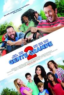 Gente Grande 2 - Poster / Capa / Cartaz - Oficial 6