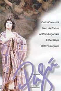 Eternamente Pagu - Poster / Capa / Cartaz - Oficial 3
