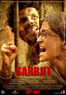 Sarbjit - Poster / Capa / Cartaz - Oficial 5