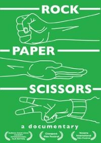 Rock Paper Scissors: A Geek Tragedy - Poster / Capa / Cartaz - Oficial 1