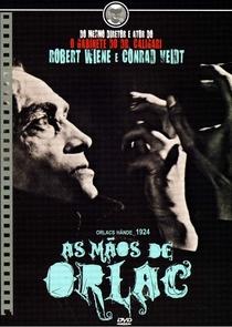 As Mãos de Orlac - Poster / Capa / Cartaz - Oficial 2