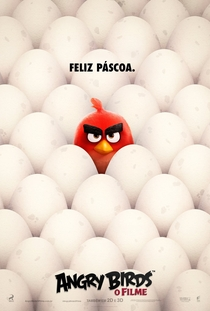 Angry Birds: O Filme - Poster / Capa / Cartaz - Oficial 7