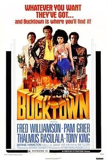 Bucktown - Poster / Capa / Cartaz - Oficial 1