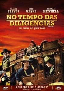 No Tempo das Diligências - Poster / Capa / Cartaz - Oficial 13