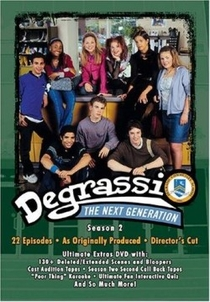 Degrassi: The Next Generation (2ª temporada) - Poster / Capa / Cartaz - Oficial 1