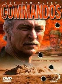 Comando Sullivan  - Poster / Capa / Cartaz - Oficial 2