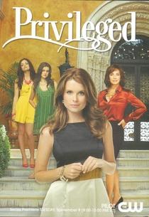 Privileged: As Patricinhas de Palm Beach  (1ª Temporada) - Poster / Capa / Cartaz - Oficial 1