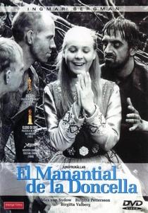 A Fonte da Donzela - Poster / Capa / Cartaz - Oficial 3