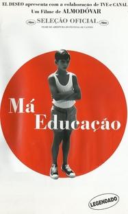 Má Educação - Poster / Capa / Cartaz - Oficial 5