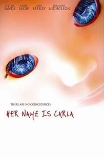 O Nome Dela é Carla - Poster / Capa / Cartaz - Oficial 1