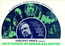 Uma Noite com Edgar Allan Poe - Poster / Capa / Cartaz - Oficial 2