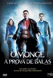 O Monge à Prova de Balas - Poster / Capa / Cartaz - Oficial 1