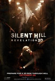 Silent Hill - Revelação - Poster / Capa / Cartaz - Oficial 7