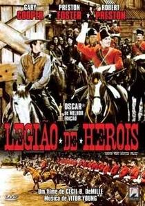Legião de Heróis - Poster / Capa / Cartaz - Oficial 4
