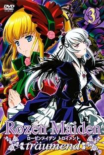 Rozen Maiden (2ª Temporada) - Poster / Capa / Cartaz - Oficial 2