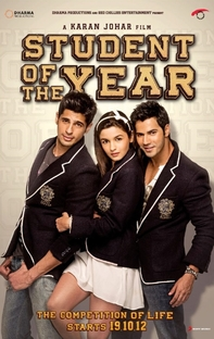 Student of the Year - Poster / Capa / Cartaz - Oficial 2