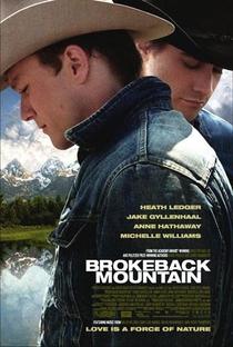 O Segredo de Brokeback Mountain - Poster / Capa / Cartaz - Oficial 1