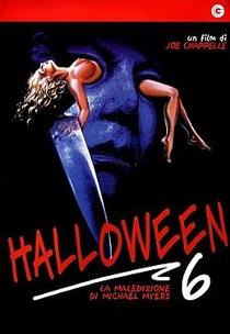 Halloween 6: A Última Vingança - Poster / Capa / Cartaz - Oficial 6