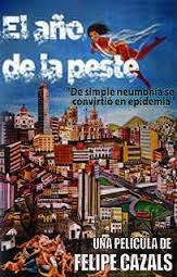 El año de la peste - Poster / Capa / Cartaz - Oficial 1