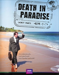 Death in Paradise (1ª Temporada) - Poster / Capa / Cartaz - Oficial 1