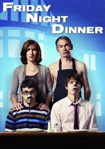 Friday Night Dinner (3ª Temporada) - Poster / Capa / Cartaz - Oficial 2