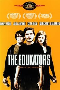 Edukators - Os Educadores - Poster / Capa / Cartaz - Oficial 12