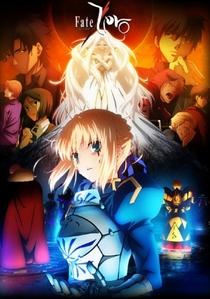 Fate/Zero 2nd Season - Poster / Capa / Cartaz - Oficial 1